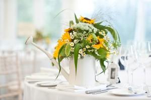 Wedding Flower arrangements in Cambridge