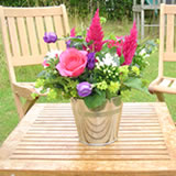 Home & garden flower arrangements in Cambridge